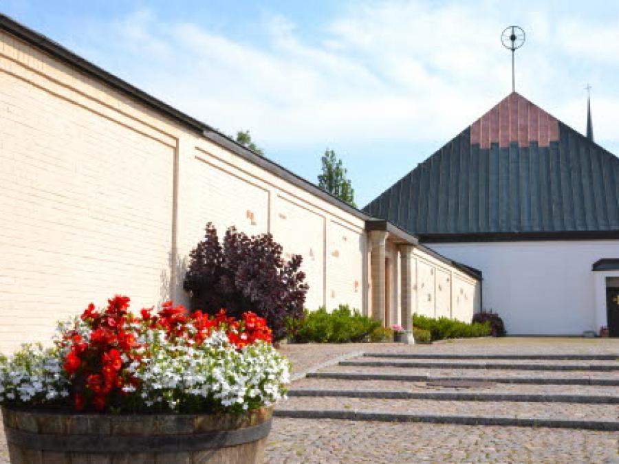 Sankta Birgittas kloster och kyrka