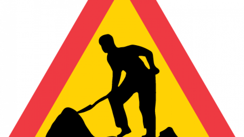 Nådendalsvägen stängd för genomfart 13 september