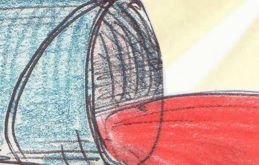 Kulturskolan omslagsbild till bild och form