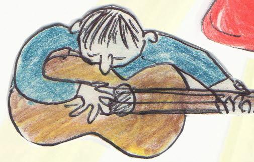 Kulturskolan omslagsbild till musikinstrument