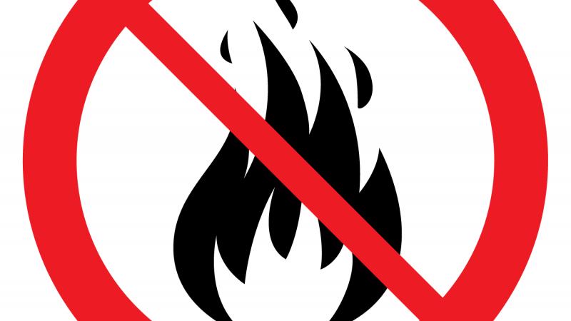 Eldningsförbud utfärdat i hela Östergötland